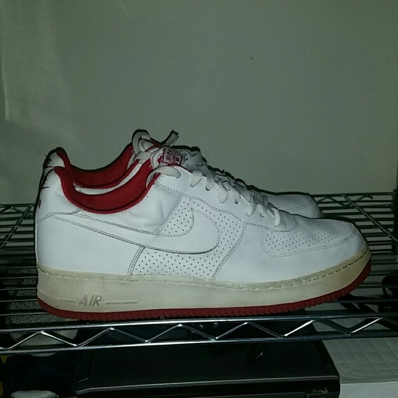 Nike Air Force 1 Low Jamaica Drums Size 13